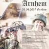 """Widowisko historyczne """"Powrót do Arhnem"""" w Gryfinie 2017"""