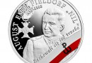 """August Emil Fieldorf """"Nil"""" został upamiętniony na monecie NBP"""