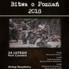 """Rekonstrukcja historyczna """"Bitwa o Poznań 1945"""" - 2018"""