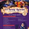 XV Turniej Rycerski na Zamku Królewskim w Będzinie 2018