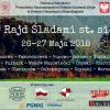 """Wiosenny Rajd śladami st. sierż. Mieczysława Dziemieszkiewicza """"Roja"""" - zaproszenie"""