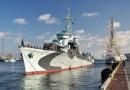 Święto Marynarki Wojennej 2018. ORP Błyskawica będzie strzelać z pokładowych armat