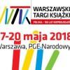 Warszawskie Targi Książki 2018. Ponad 800 wystawców z 32 krajów