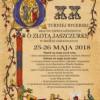 XX Turniej Rycerski o Złotą Jaszczurkę w Chełmnie
