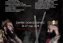 """Międzynarodowy Festiwal Kultury Wczesnego Średniowiecza """"XV Najazd Barbarzyńców- Igrzyska"""" - Zaproszenie"""