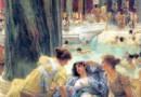 Od łaźni po wanny z hydromasażem, czyli krótka historia łazienki