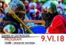 V Turniej Rycerski o włócznię św. Jerzego w Ostródzie 2018