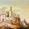 Zamek w Rabsztynie pod Olkuszem. Twierdza na Kruczej Skale na Jurze Krakowsko-Częstochowskiej