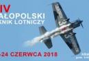 XIV Małopolski Piknik Lotniczy w Krakowie 2018 - kiedy, bilety, program