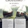 """Inscenizacja historyczna """"Wici na Grodzisku"""" - zaproszenie"""