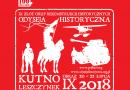 """Zlot Grup Rekonstrukcji Historycznych """"Odyseja historyczna"""" - zaproszenie"""