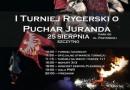 I Turniej Rycerski o Puchar Juranda w Szczytnie 2018