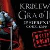 Królewska gra o tron. Profesjonalne walki rycerskie w Toruniu 2018