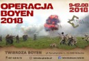 Operacja Boyen - Święto Twierdzy Boyen 2018