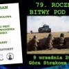 79. rocznica bitwy pod Wizną. Uroczystości na Górze Strękowej 2018