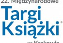 Targi Książki w Krakowie 2018 - program, bilety, wystawcy, autorzy