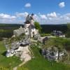 Zamek w Bobolicach, czyli Wawel z Korony królów