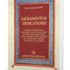 """Sacramentum dedicationis"" – P. Sczaniecki OSB – recenzja"