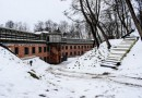 Fort Łapianka w Krakowie. Zrewitalizowano budynek wartowni oraz teren wokół obiektu