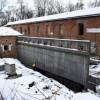 Fort Borek 52 w Krakowie. Trwa budowa muru Carnota i parku wokół zabytku