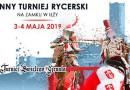Konny Turniej Rycerski na zamku w Iłży 2019
