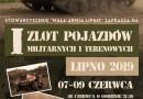 I Zlot Pojazdów Militarnych i Terenowych w Lipnie 2019