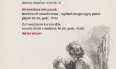 Dni Rembrandta w Ossolineum 2019