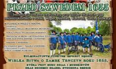 Obrona Zamku Tenczyn przed Szwedem 1655 - 2019