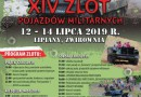 XIV Zlot Pojazdów Militarnych - Lipiany 2019