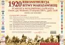 Rekonstrukcja bitwy warszawskiej w Ossowie 2019