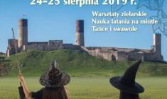 Zioła i czarownice na Zamku w Chęcinach 2019