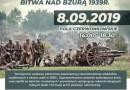 Rekonstrukcja bitwy nad Bzurą 1939 w Sochaczewie - 2019