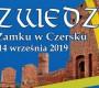 Szwedzi na Zamku w Czersku 2019
