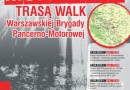 Rajd historyczny trasą walk Warszawskiej Brygady Pancerno-Motorowej  2019