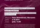 Uroczystość wręczenia Nagrody im. Janusza Kurtyki - zaproszenie