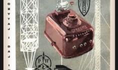 Odbiornik radiowy bez prądu - Detefon. Nowinka technologiczna II RP