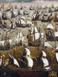 Wielka Armada i morska bitwa o Anglię. Hiszpańska inwazja na Wyspy Brytyjskie