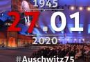 75. rocznica wyzwolenia Auschwitz 2020 - program