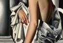 Obraz Tamary Łempickiej z kolejnym rekordem. Został sprzedany za 82 mln zł