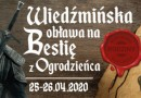 Wiedźmińska obława na Bestię z Ogrodzieńca na Zamku Ogrodzieniec 2020