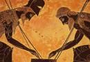 O co zakładali się starożytni?