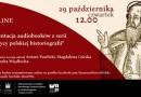 """Prezentacja audiobooków z serii """"Klasycy polskiej historiografii"""""""