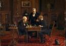 Gambit królowej, czyli romantyczna historia szachów