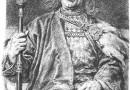 Władysław Laskonogi - rozpustny przeciwnik Kościoła. Zginął z rąk dziewczyny, którą chciał zgwałcić