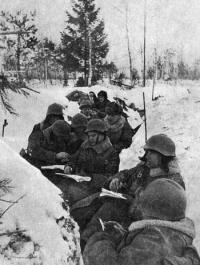 Zimowa walka na froncie wschodnim. Wspomnienia prosto z linii frontu
