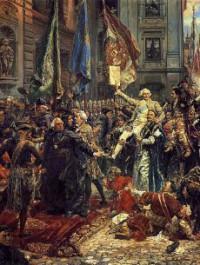 Wojna w obronie Konstytucji 3 maja. Czyli jak Rosja przy pomocy targowiczan dokonali II rozbioru Polski