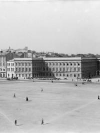 Pałac Saski w Warszawie. Prezydent przygotował ustawę o jego odbudowie