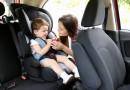 Historia fotelików samochodowych dla dzieci