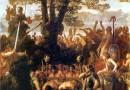 Inwazja Juliusza Cezara na Brytanię. Walczył nie tylko z Brytami, ale także z pogodą