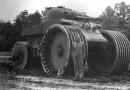Najdziwniejsze pojazdy wojskowe w historii